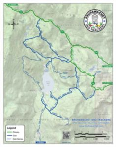 Trail Map 2018
